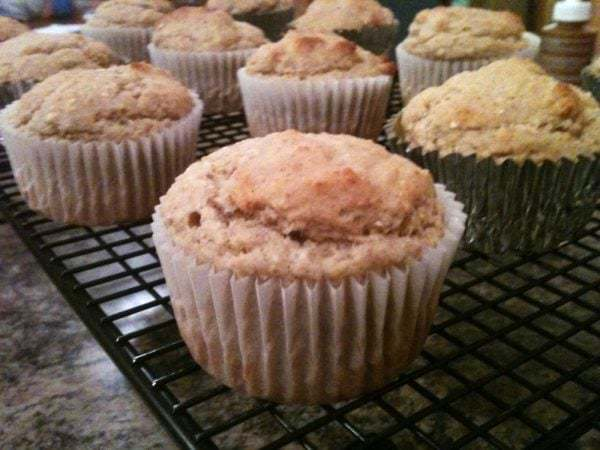 Whole Grain Breakfast Muffins {Gluten Free}