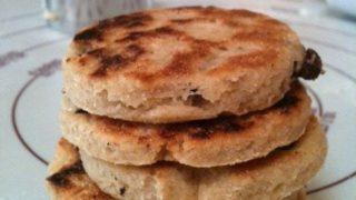 Mom's Raisin Griddle Cookies (Gluten Free)