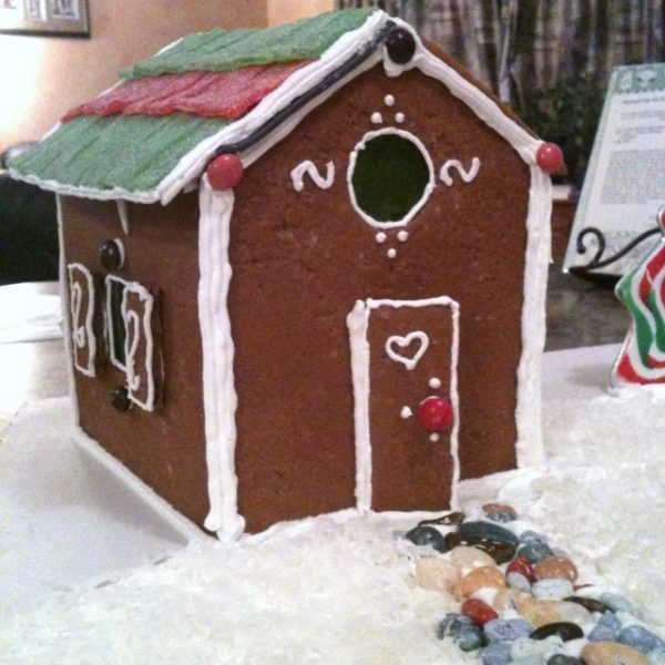 Dreamy Gingerbread House