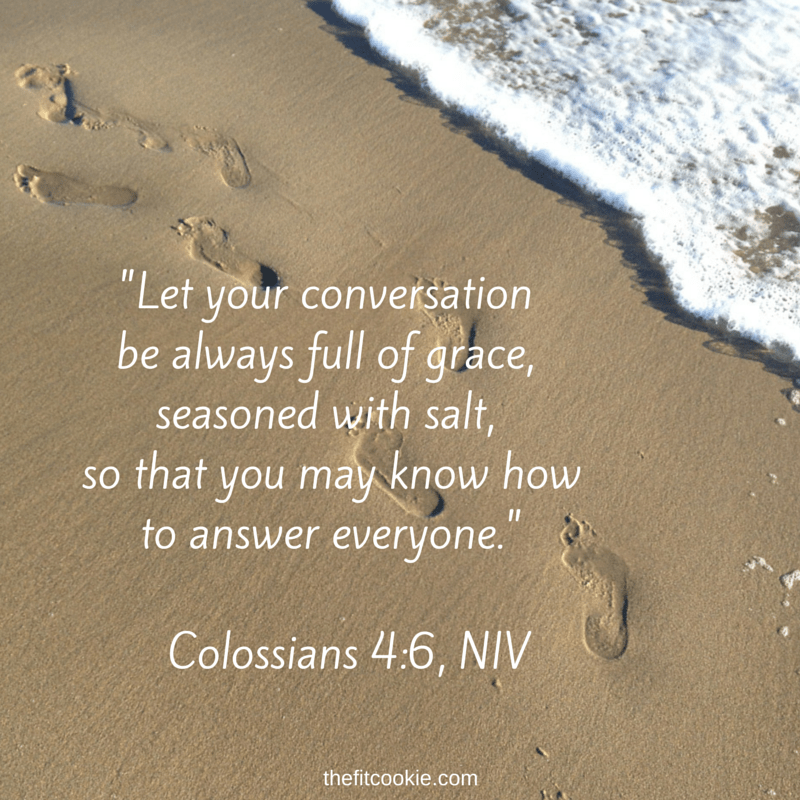 Seasoned with Grace - #quote #life @TheFitCookie
