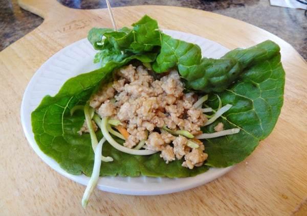 Lettuce Wraps (3)