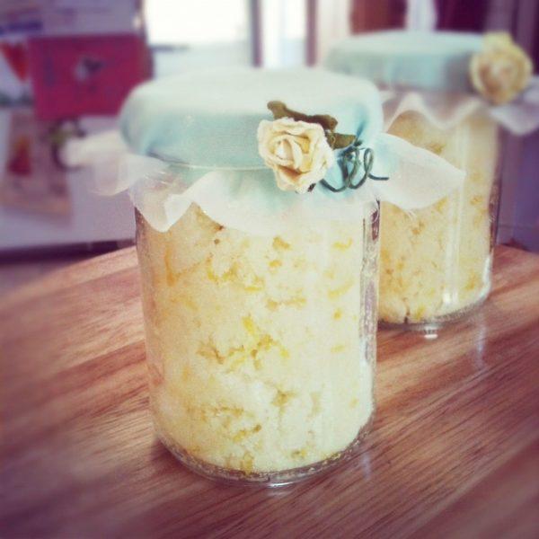 The Perfect DIY Gift: Lemon Sugar Scrub