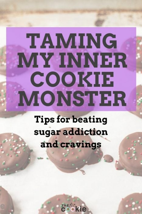 Need some help crushing your sugar cravings? Check out these tips I used for taming my inner cookie monster and beating sugar cravings