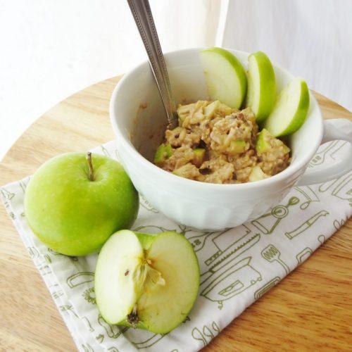 Apple Cinnamon Breakfast Bowl (6)
