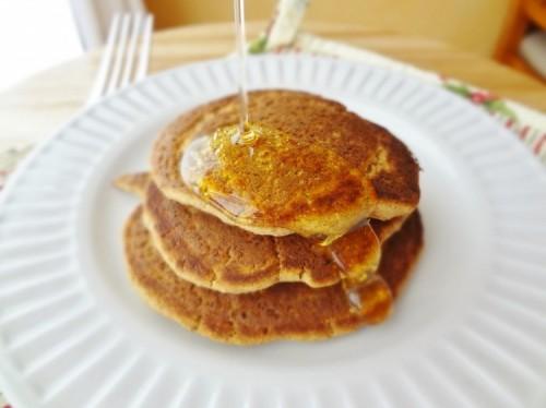 Single-Serving Protein Pancakes
