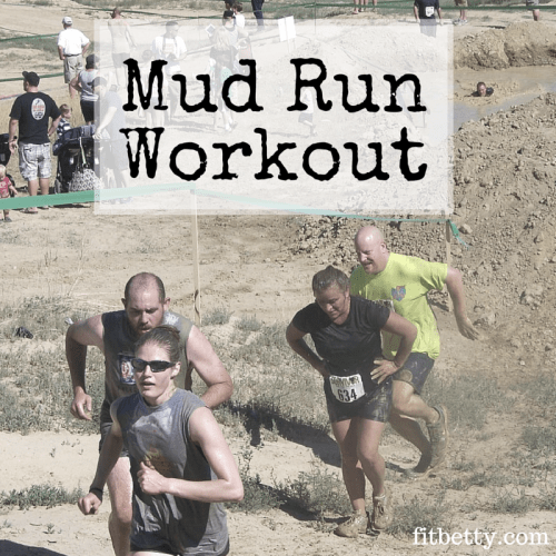 Have you signed up for a mud run or obstacle race? Get in shape for your next OCR with this strength and cardio based Mud Run Workout!