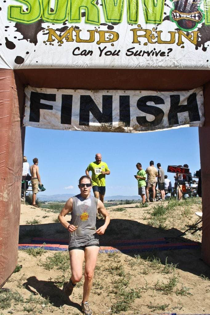 Our first mud run and obstacle race! We had a blast at the Survivor Mud Run OCR in Colorado, here are some photos and thoughts about the race