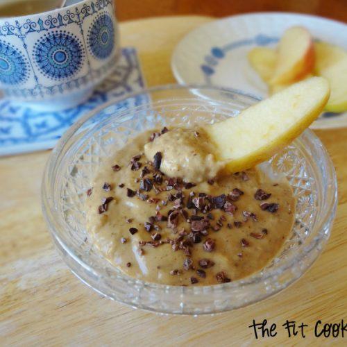 Raw Cookie Dough Dip