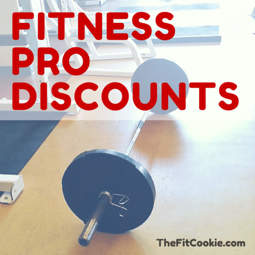 Top 15 Posts of 2016 from The Fit Cookie: Fitness Pro Discounts - @TheFitCookie #fitness #discounts