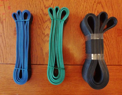 Strength Bands from Iron Woody Fitness