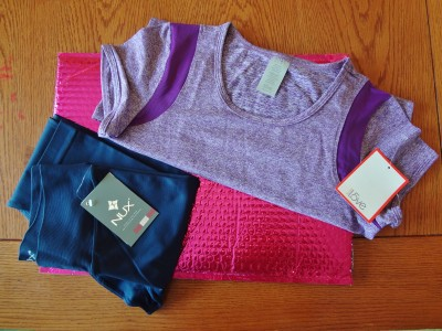 Affordable Fitness Fashion? Yes, Please!