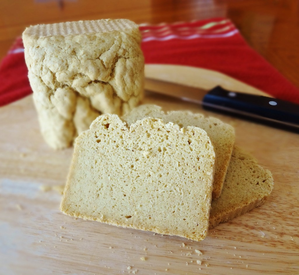 Yeast-Free Brown Rice Sandwich Bread