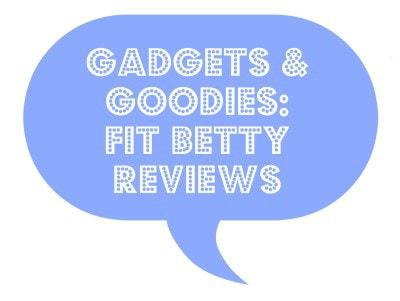 Fit Gear Review: Fun Things I Have Been Trying Lately!