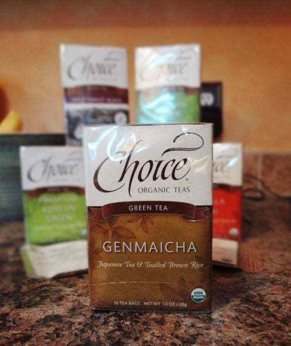 Last Minute Foodie Gift: Choice Organic Tea
