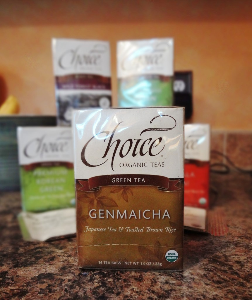 Choice Organic Tea