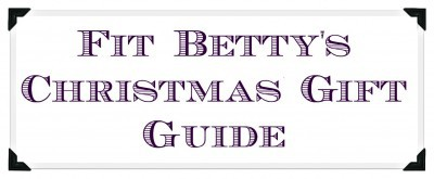 Post image for It's Here: The Fit Girl's Holiday Gift Guide!