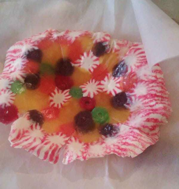 Make Some Hard Candy Dishes and Show Me Your Creativity!