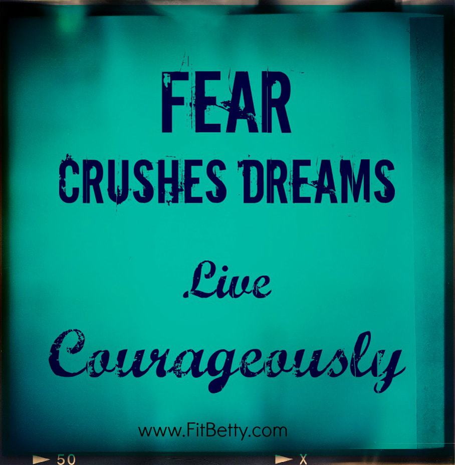 Don't Live in Fear