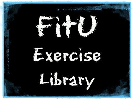 New Page: FitU Exercise Library!