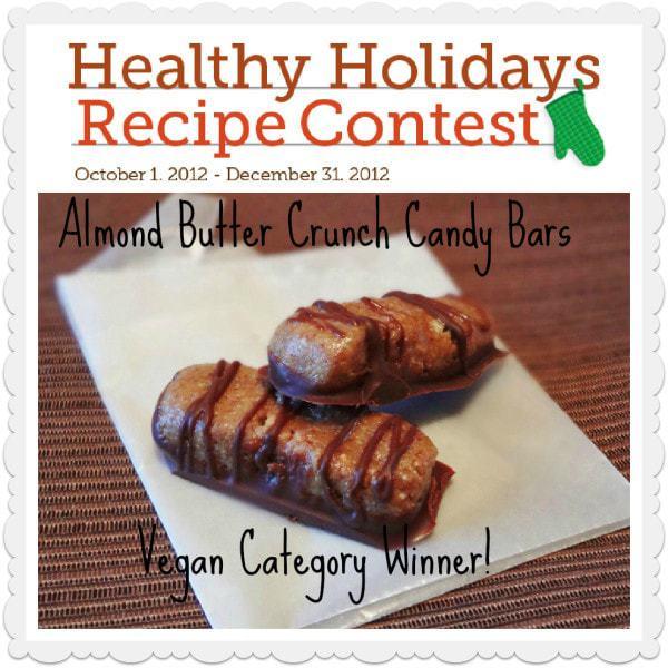 Healthy Holidays Recipe Contest Winner!