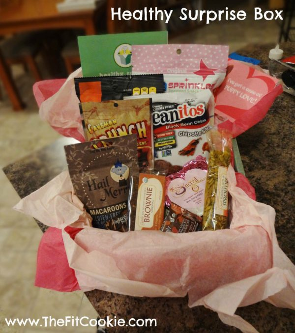 Adventures in Snacking: Healthy Surprise Review