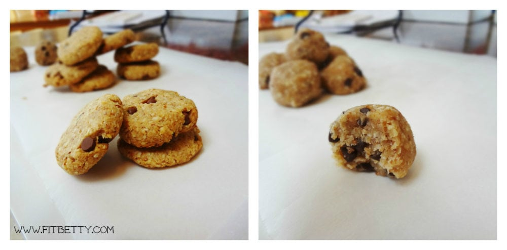 Soft Grain-Free Mini Chip Cookies - 2 Ways