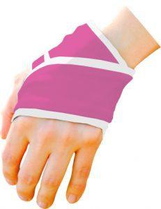 Handana pink and white