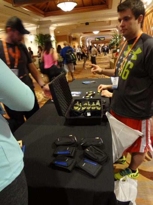 2013 IHRSA: Making an IMPACT with Todd Durkin and Under Amrour - @TheFitCookie [AD]
