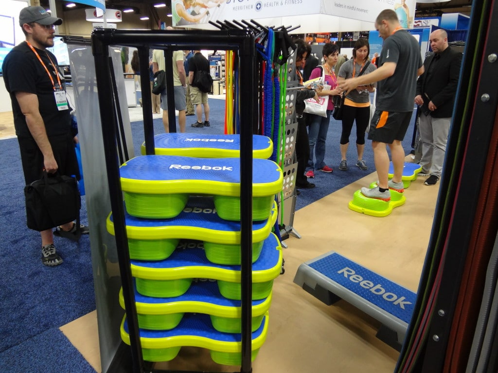 Reebok wobble board