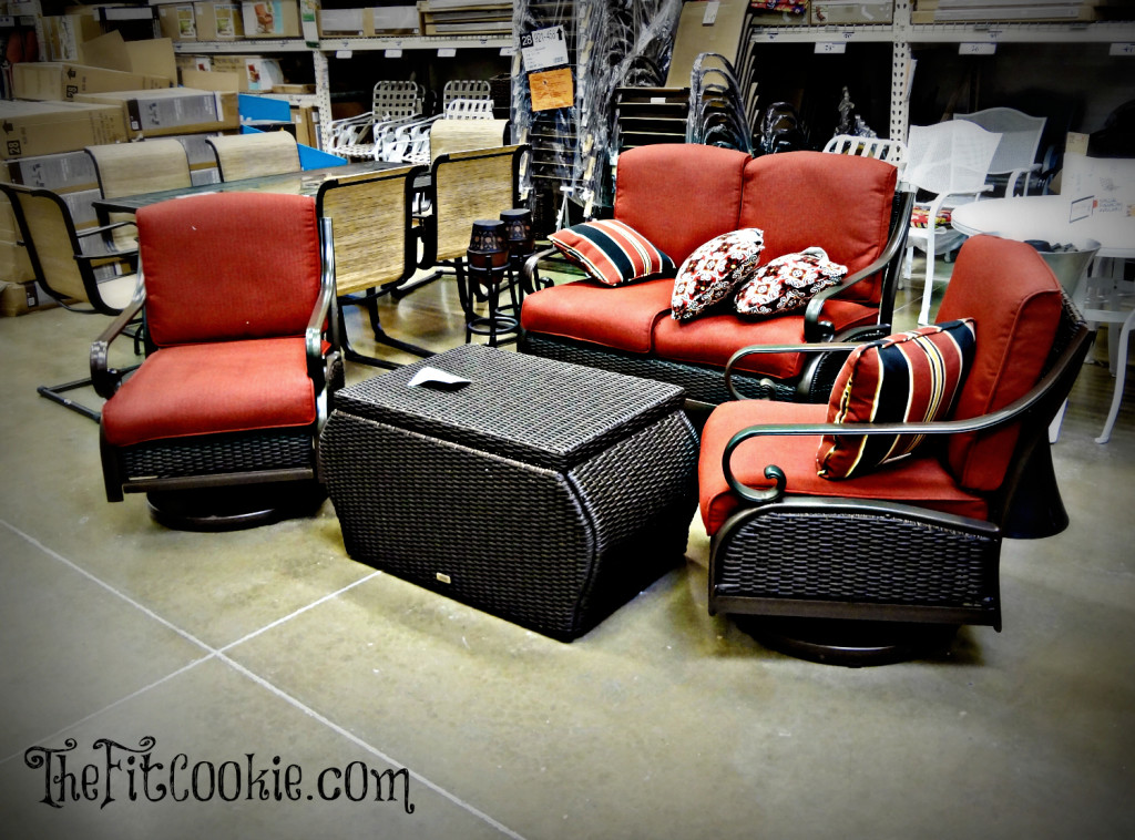 Outdoor Patio Chairs Home Depot - Icamblog