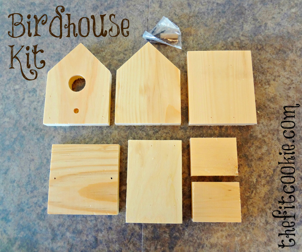 birdhouse kit instructions