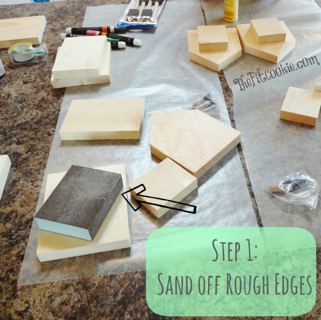 Birdhouse Kit - Step 1