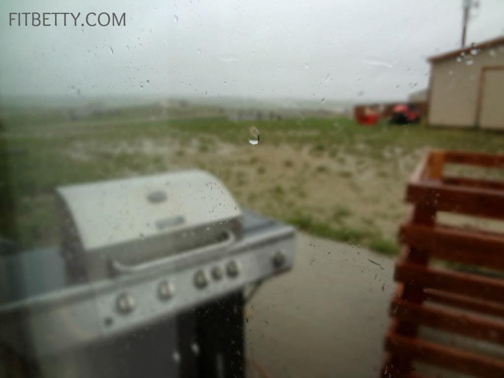 Rain drop wm