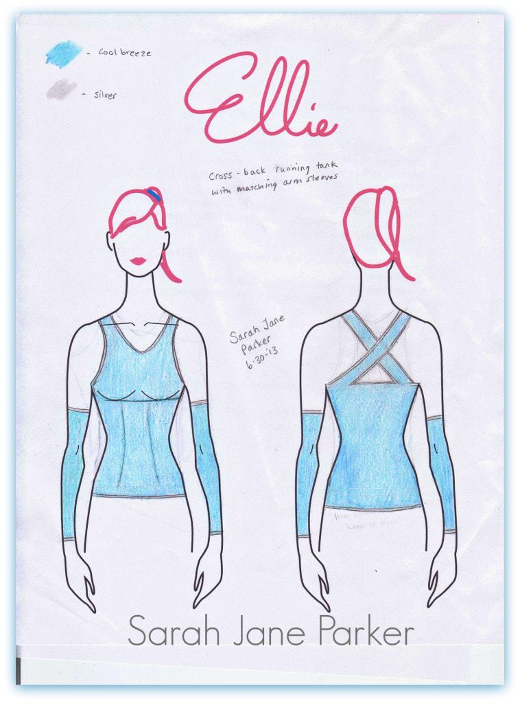 Ellie Design Contest - FitBetty.com
