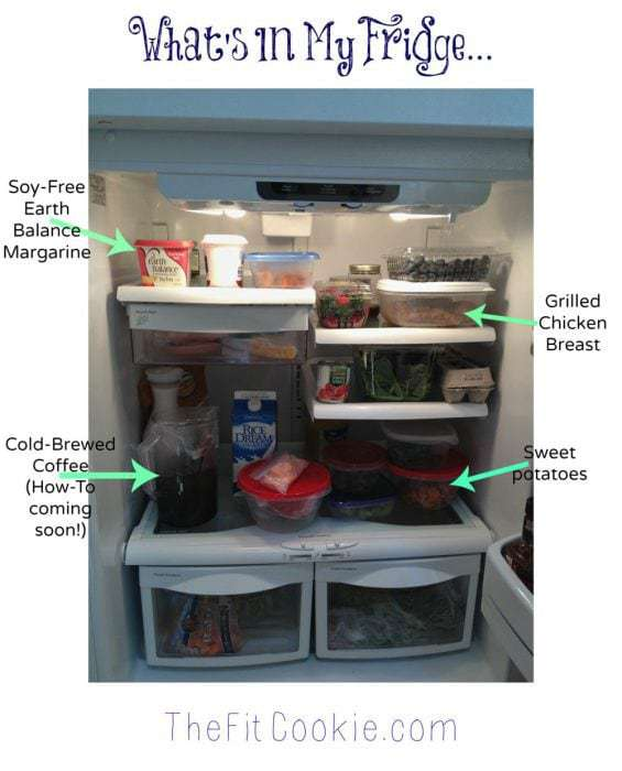 What's In My Allergy-Friendly Fridge