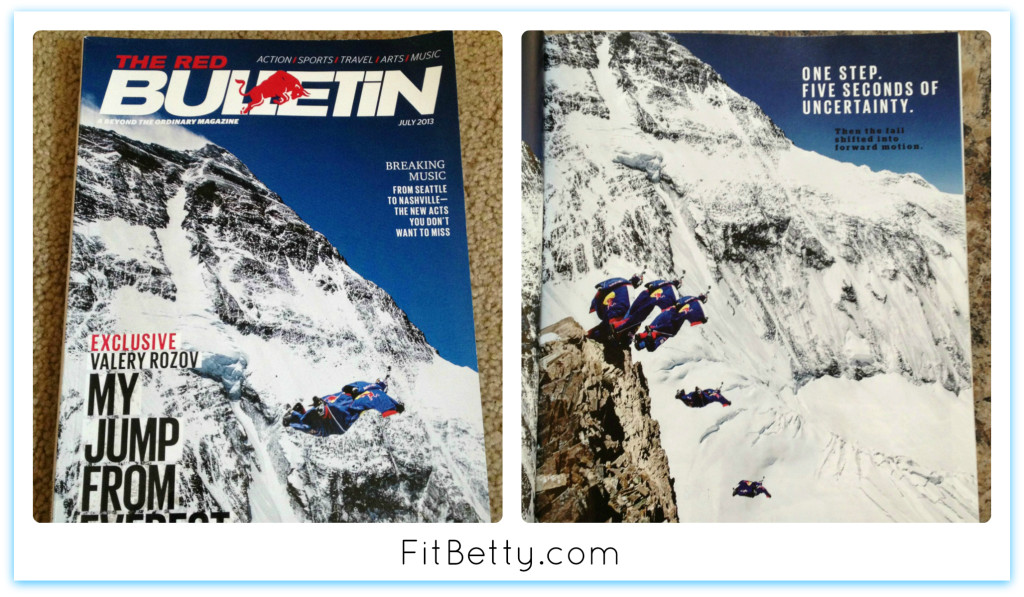 The Red Bulletin Magazine - FitBetty.com
