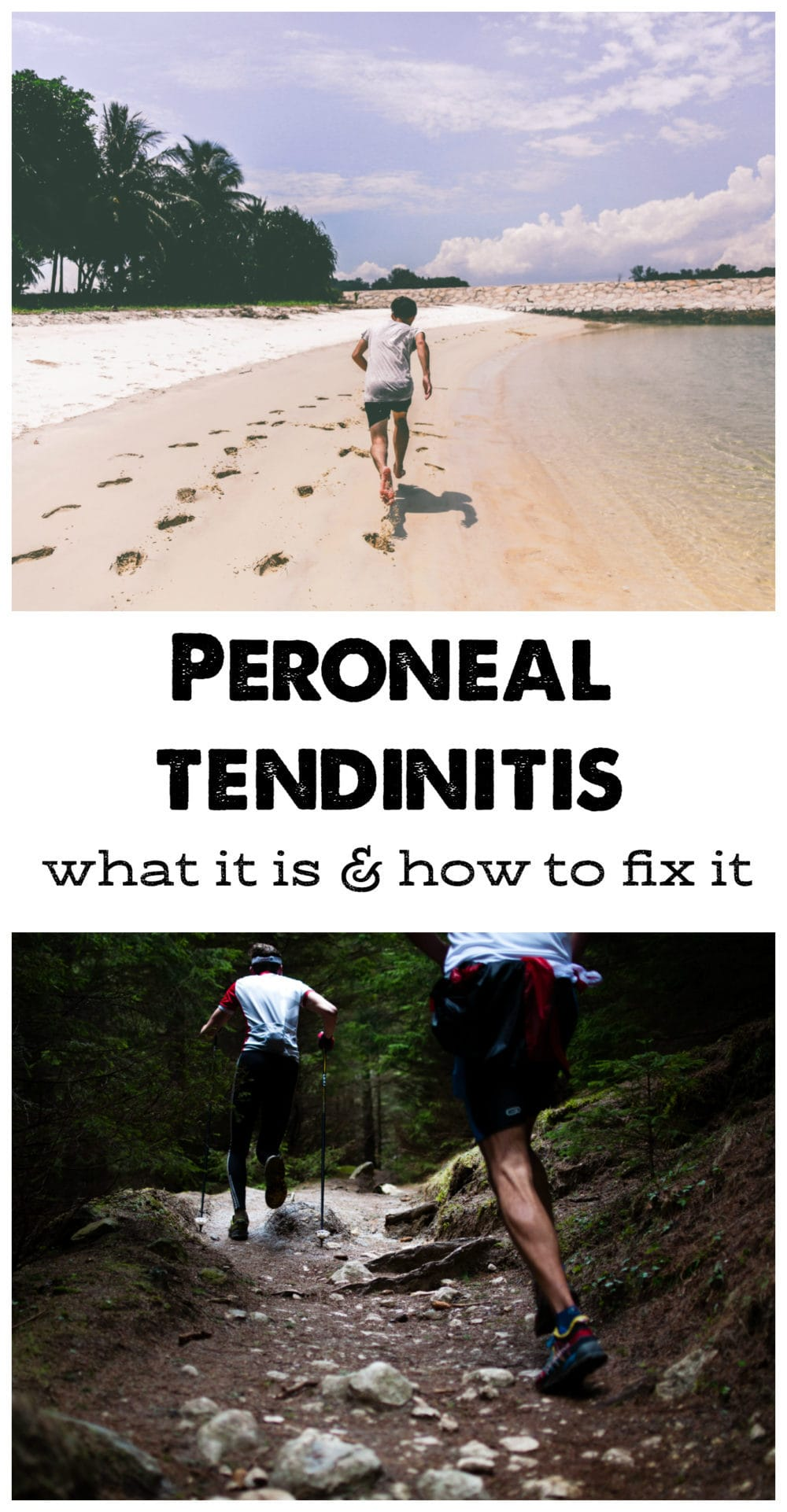 When your body goes 'ouch': peroneal tendinitis - @thefitcookie #health #fitness #fitfluential
