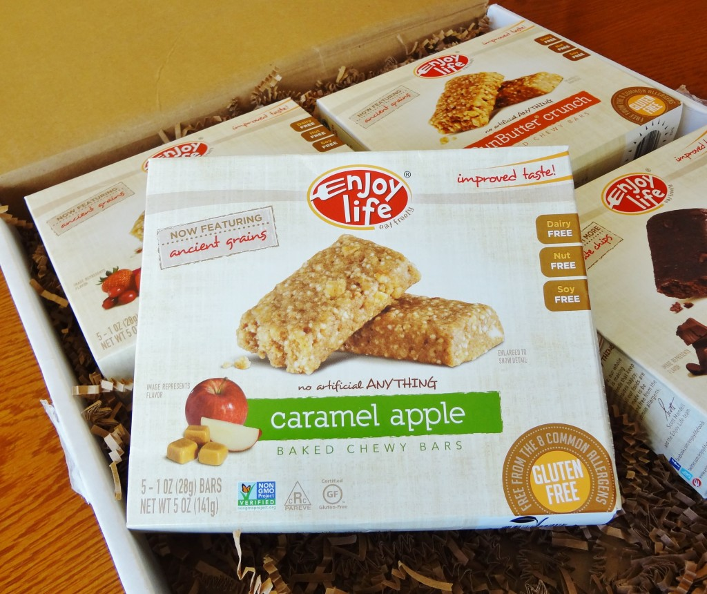 Enjoy Life Foods Chewy Bars Giveaway, Review, and Discount! - TheFitCookie.com