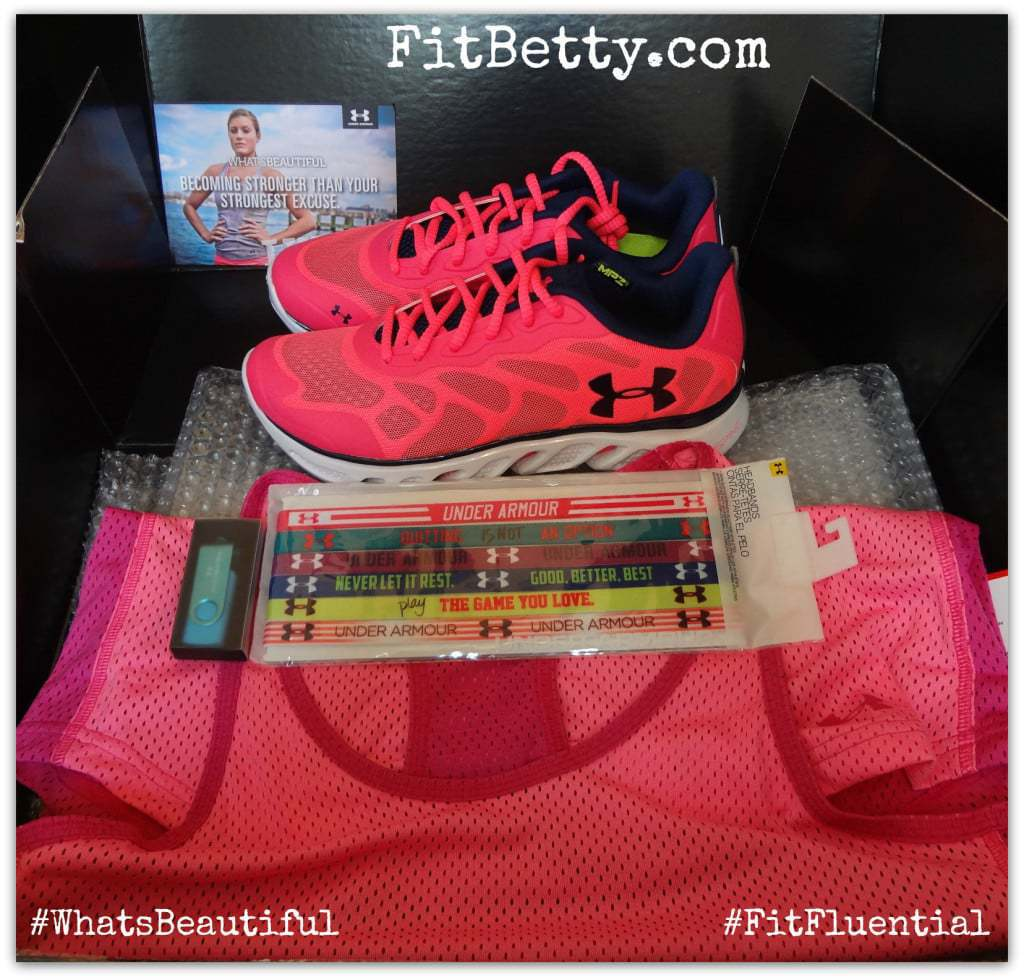 Under Armour Goodies - FitBetty.com