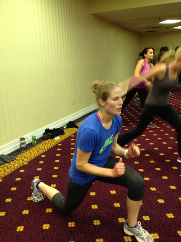Fitness Fun at FitSocial: HIIT with Chris Freytag - FitBetty.com