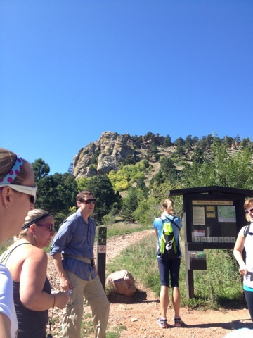FitSocial Fitness Fun: Mount Sanitas Hike - FitBetty.com