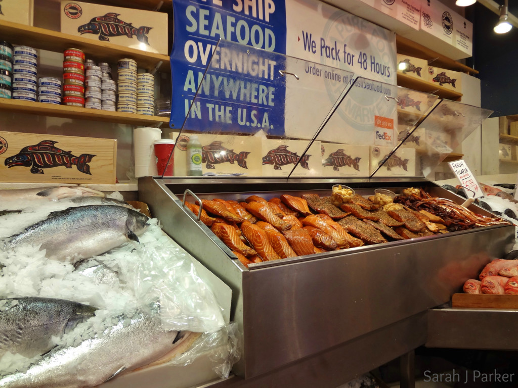 The Fit Cookie Travels: Pike Place Market