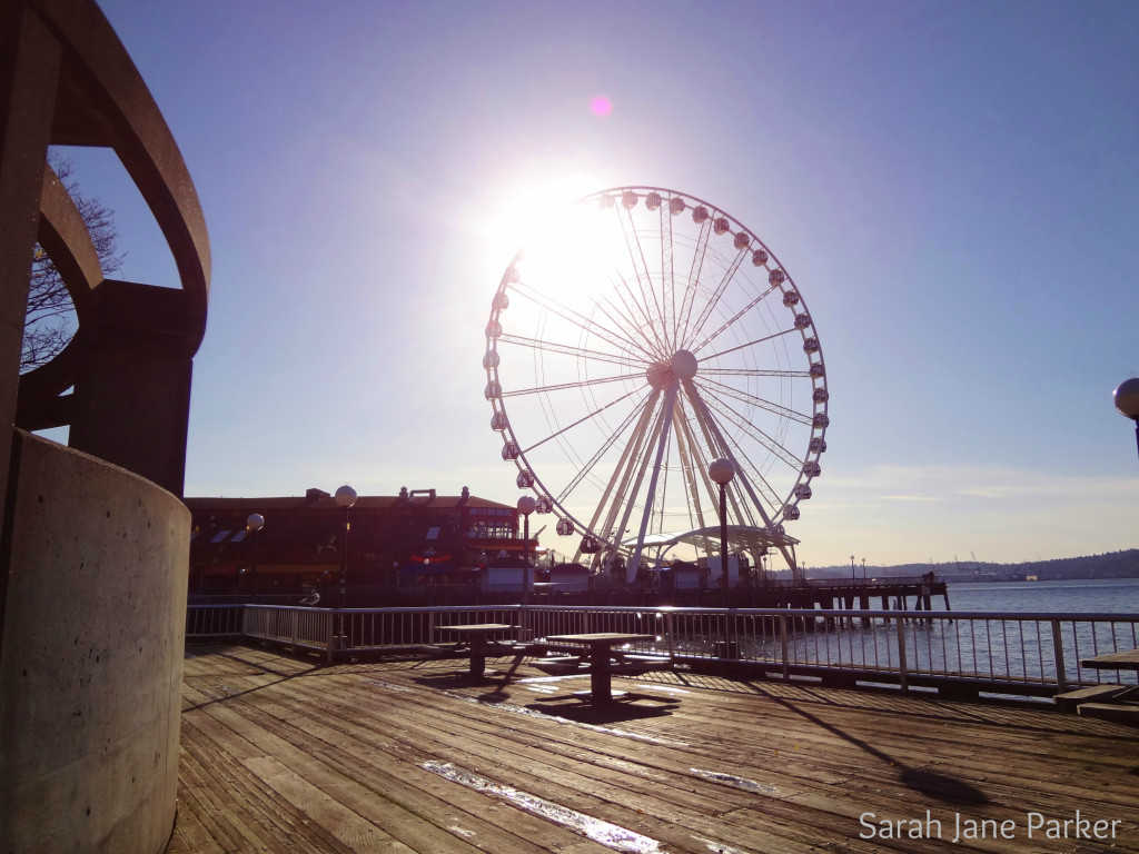 The Fit Cookie Travels: Seattle