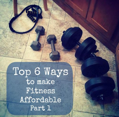 Top 6 Tips for Affordable Fitness Anywhere - FitBetty.com