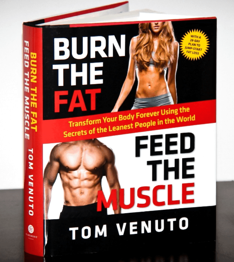30/31 Challenge Prize: Burn the Fat Feed the Muscle Book by Tom Venuto - FitBettycom