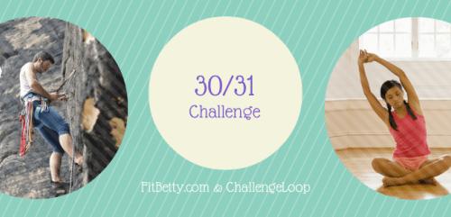 December 30/31 Challenge - FitBetty.com