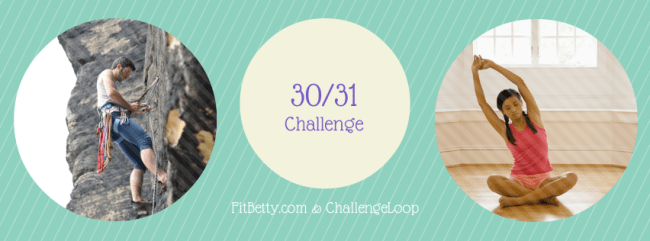 December 30/31 Challenge - FitBetty.com
