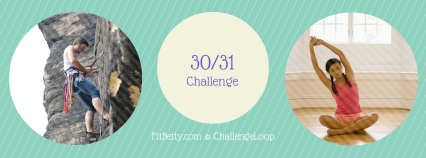 30/31 Challenge - FitBetty.com