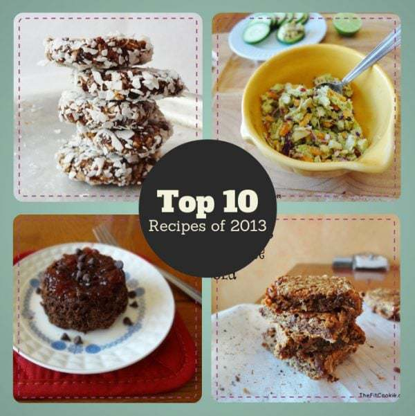 Top 10 Allergy Friendly Recipes of 2013