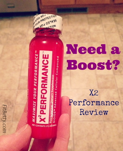 Get a Boost with X2 Performance